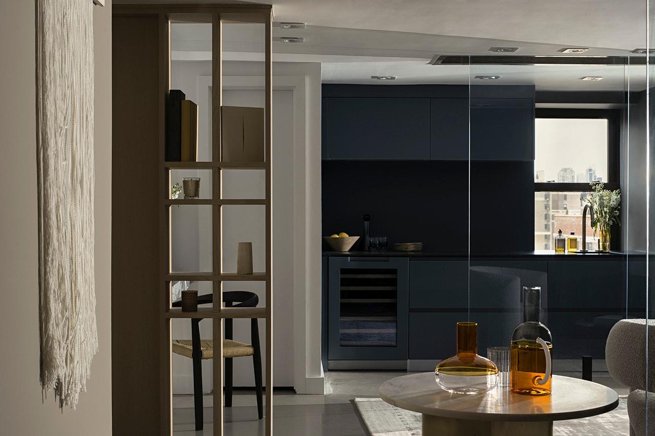 Oda Blanca Olafsrud Architectural Designer Home Renovation Manhattan New York City Interior Design Modern Minimalist Scandinavian Stylish Apartment House of Creation