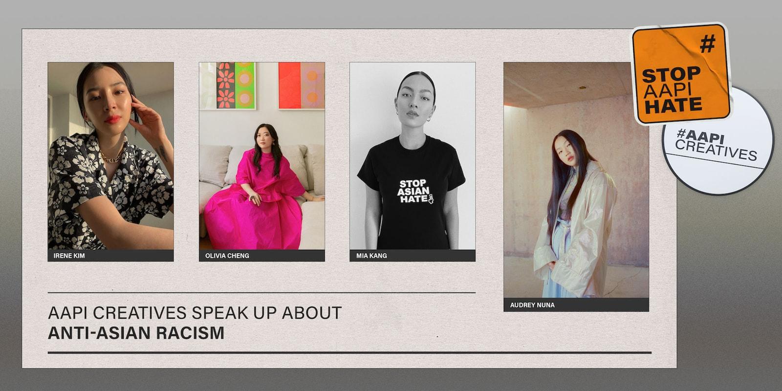aapi asian pacific american heritage month fashion music industry racism irene kim mia kang audrey nuna