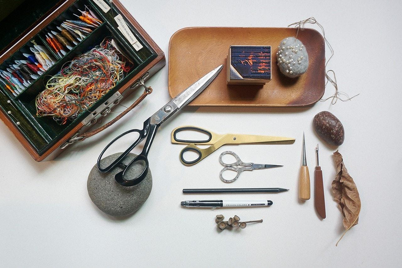 aesop raeburn global artist collaboration adventure roll up custom care kit release info