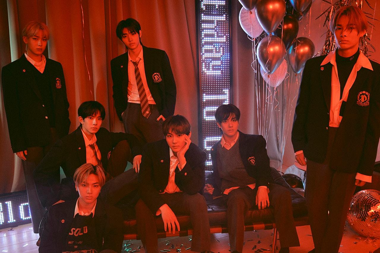ENHYPEN BORDER : CARNIVAL HYPE Mini Album K-pop Boy Band South Korean Musicians Artists Singers Group BELIFT LAB Members Jungwon Heeseung Jay Jake Sunghoon Sunoo Ni-ki