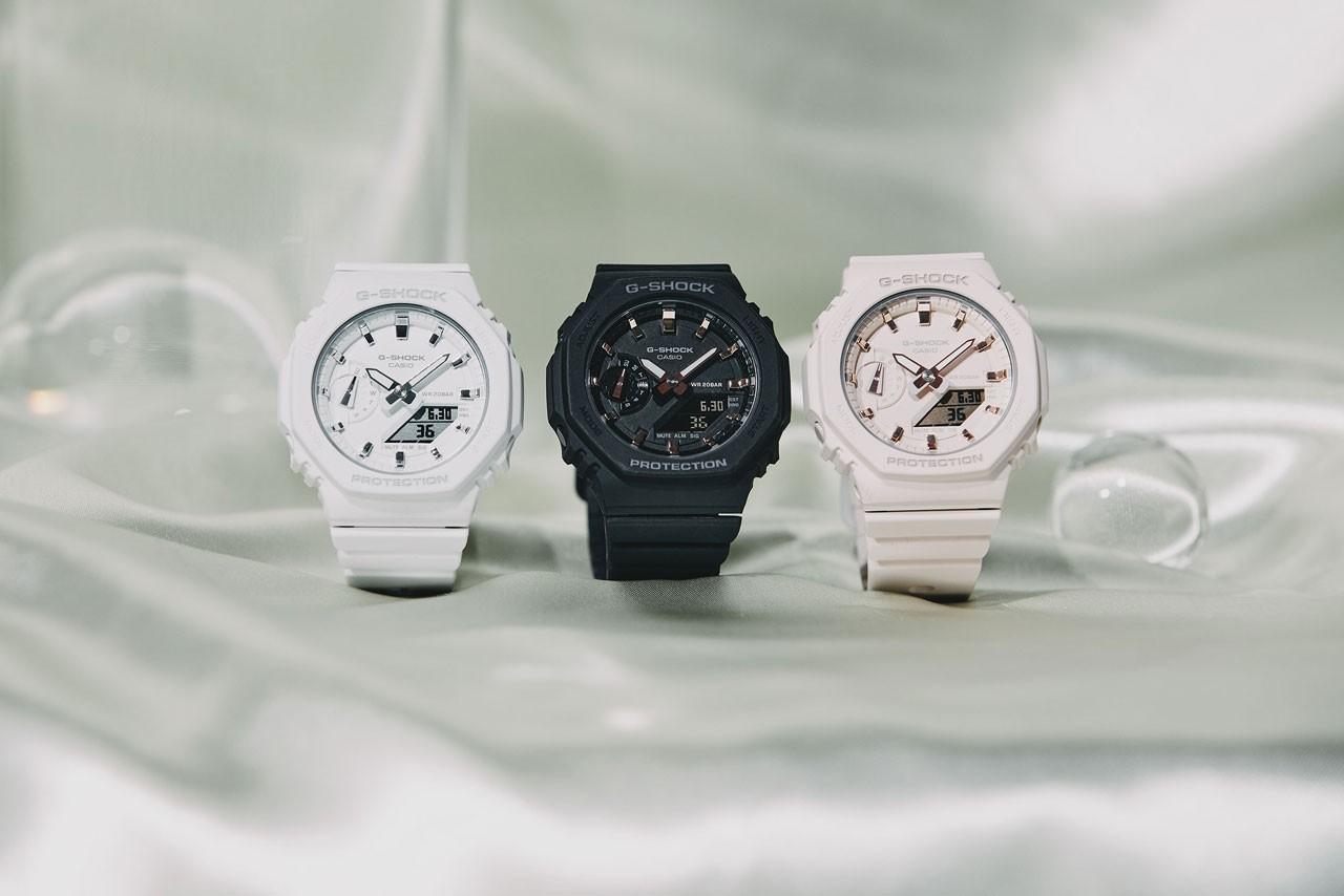G-SHOCK Watch Collection Release GMAS2100 Series  New