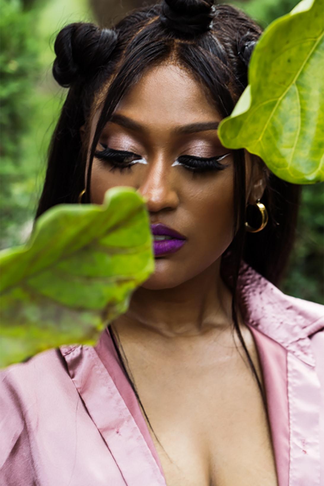 Jazmine Sullivan Heaux Tales Album Artist Singer Performer Musician