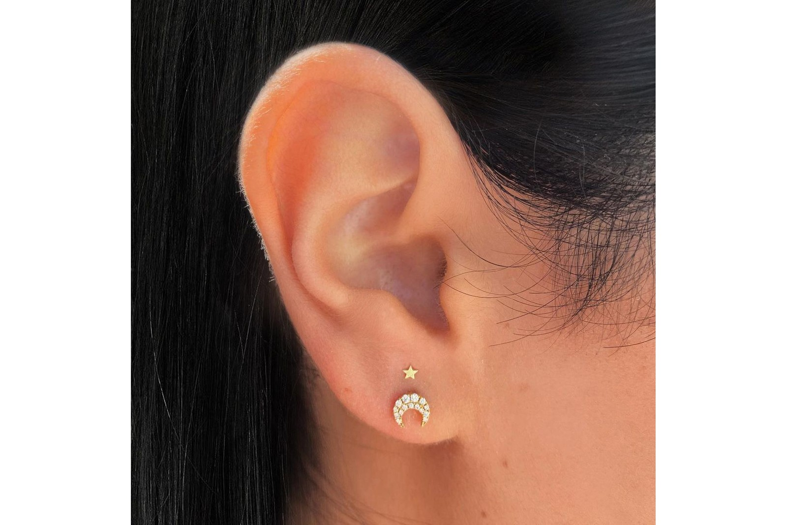 Ear Piercings Earrings Jewelry Lobe Cartilage