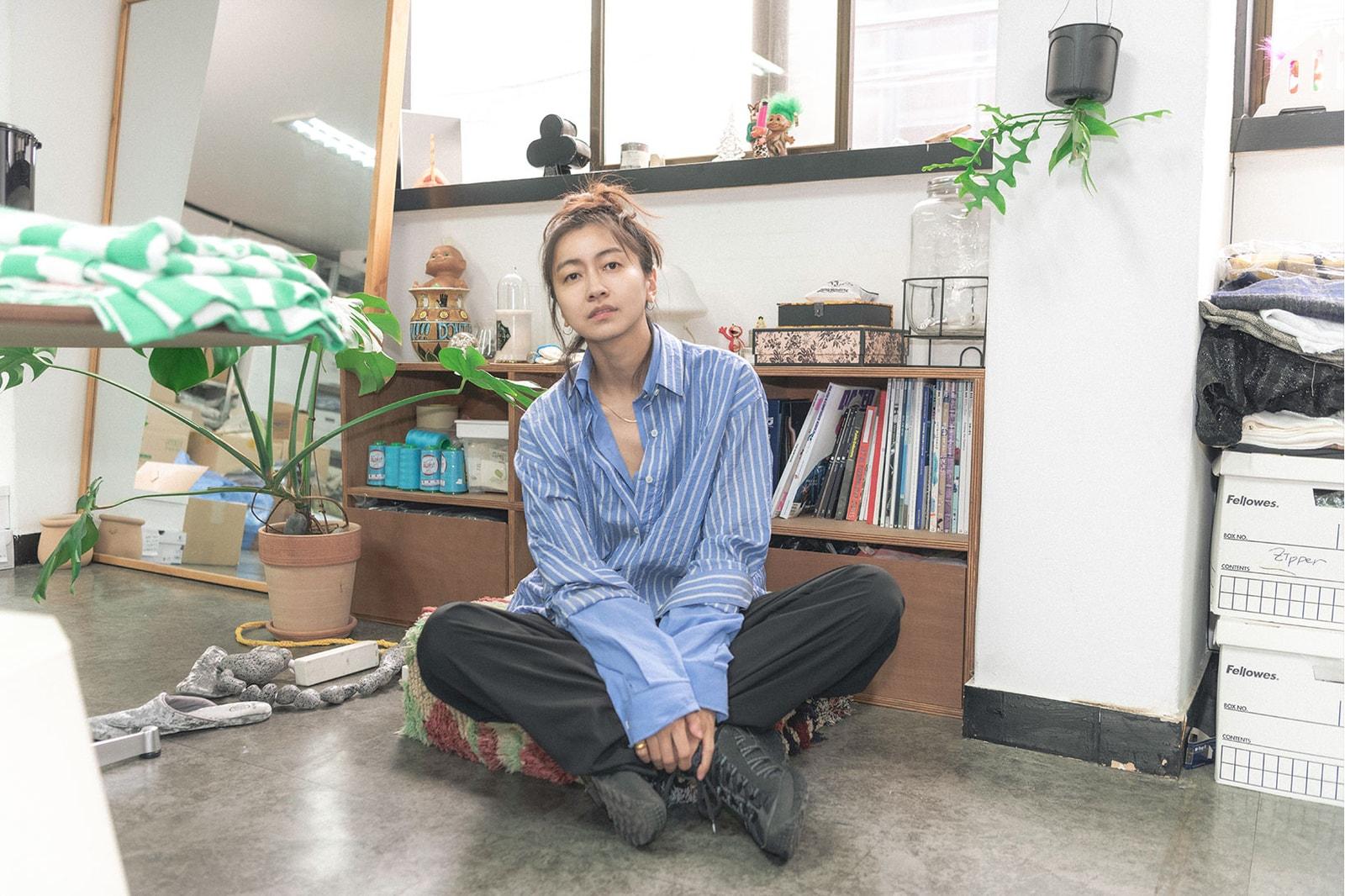 s/e/o founder seohyun cho seoul korean brand spring summer collection hbxwm launch interview