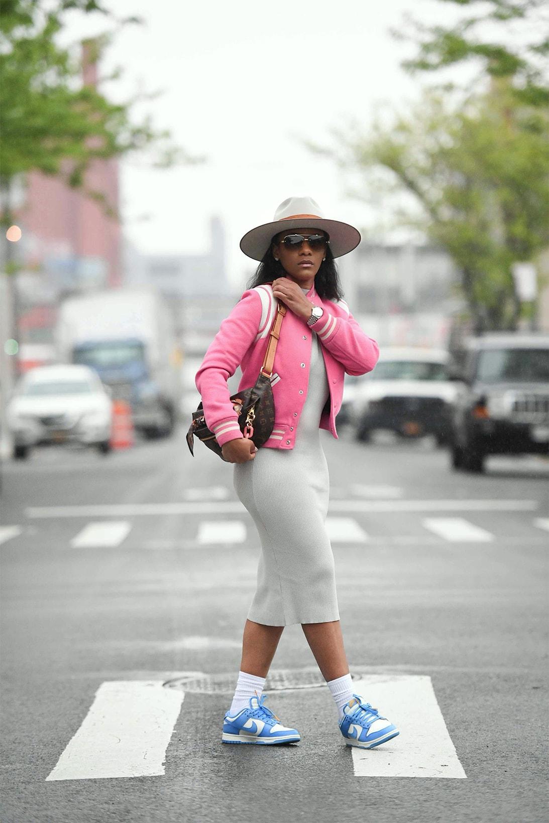 shaniqua j sneaker collector content creator wardrobe stylist influencer fashion kicks footwear nike air jordan 1