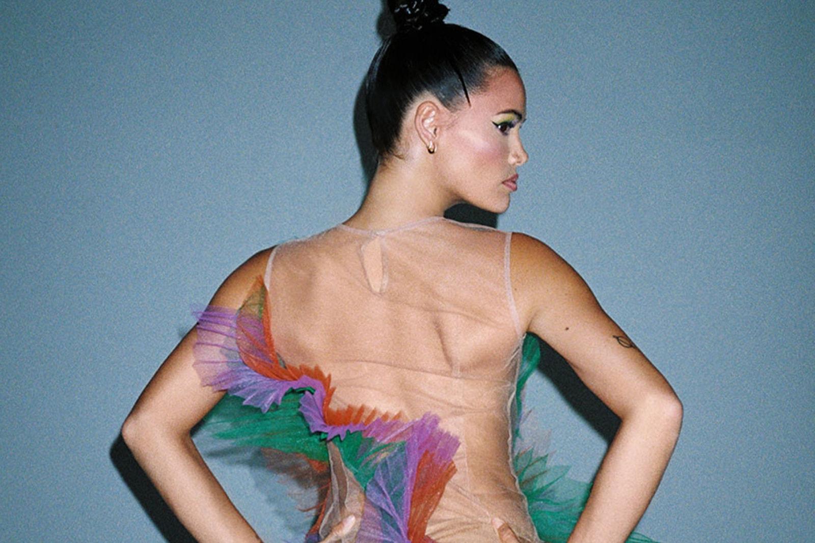 Sinéad Harnett ready is always too late lp album artwork musician singer R&B London Thai Irish Los Angeles Artist Music