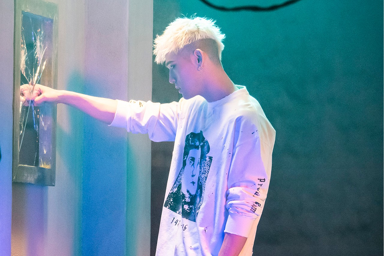 BM Big Matthew KARD Member K-pop K-Hip Hop Korean American Rapper Singer Songwriter DSP Media Artist Broken Me Music Video Behind the Scenes