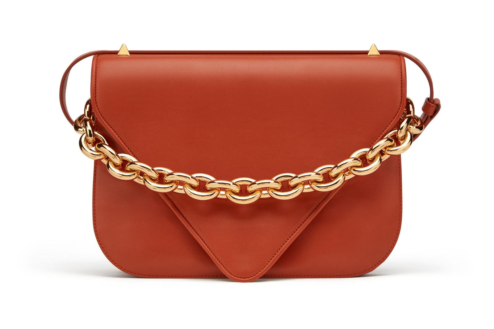 Bottega Veneta Mount Bag Accessory Envelope Crossbody Bermuda Top Handle