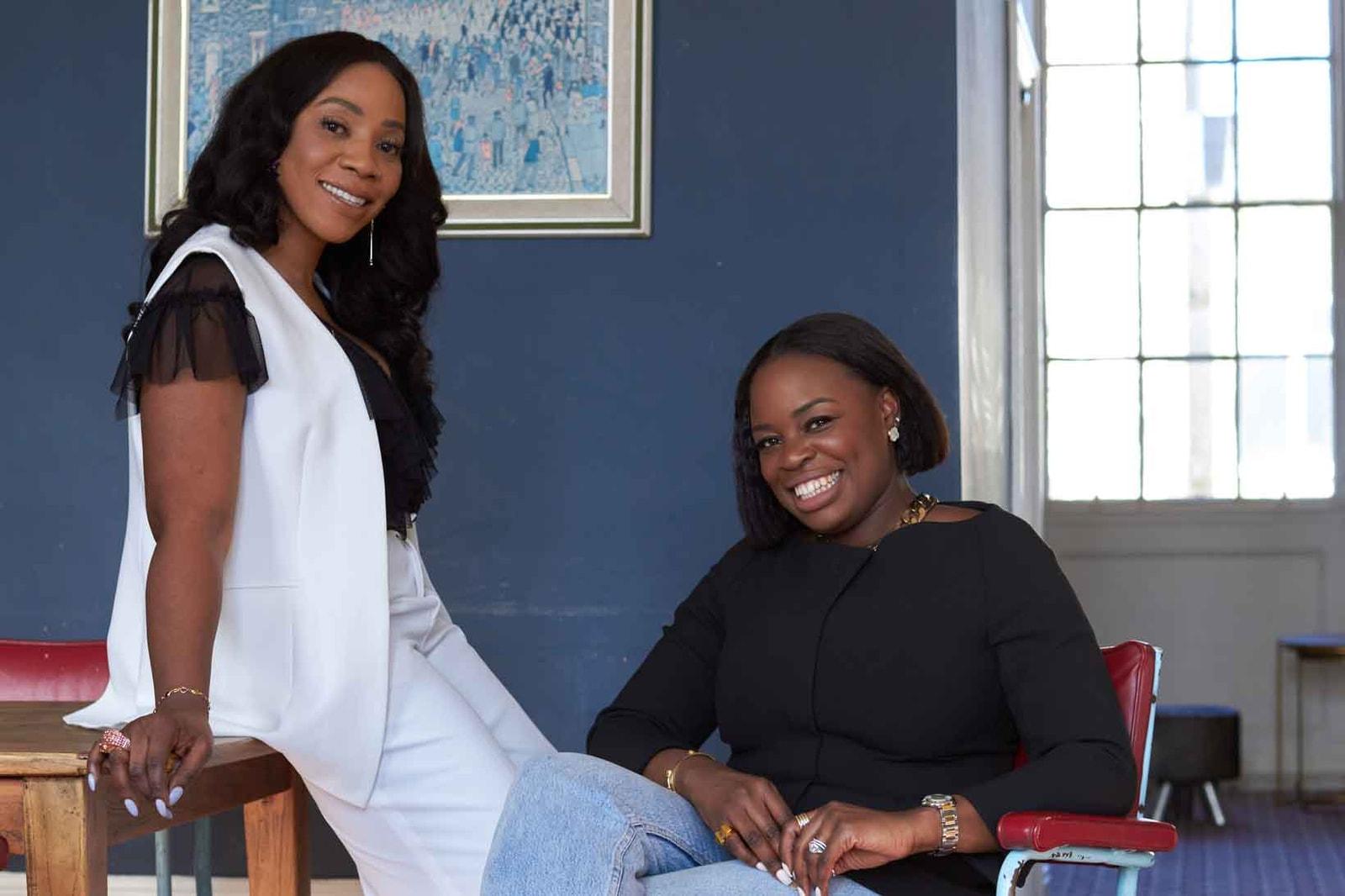 Candour Beauty Founders Jacqueline Kusamotu Abi Lawrence-Adeisde