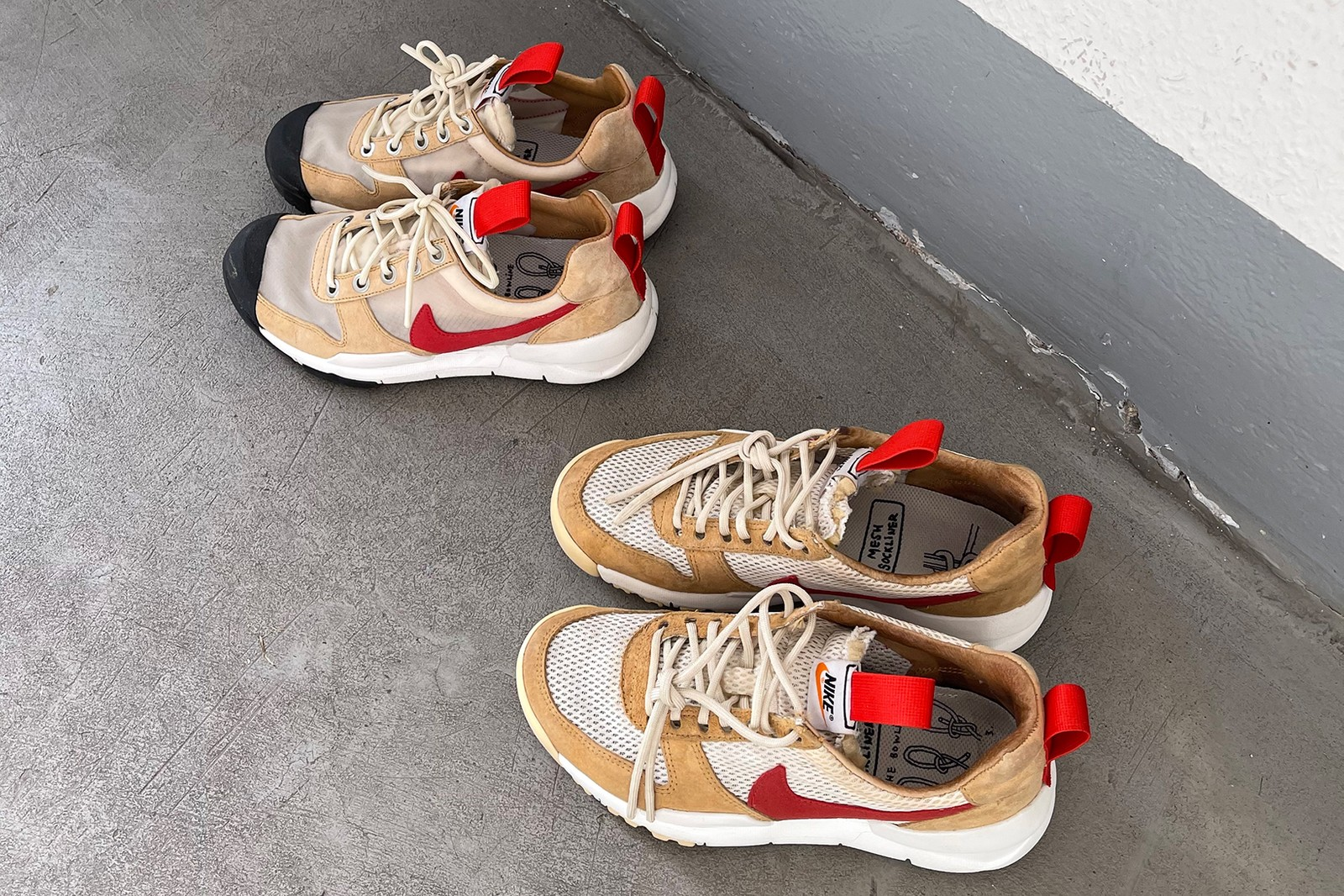 dani buck dj wideawakearthquake sneaker collector collection berlin germany content creator nike air jordan 1 sacai yeezy adidas