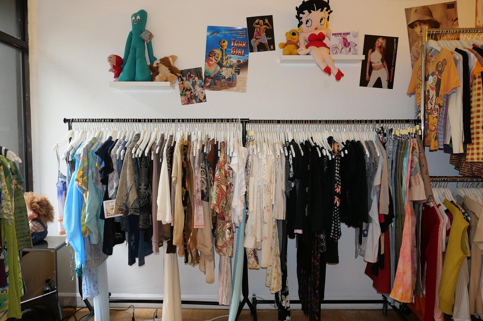 Emma Rogue Vintage Clothes Store New York City