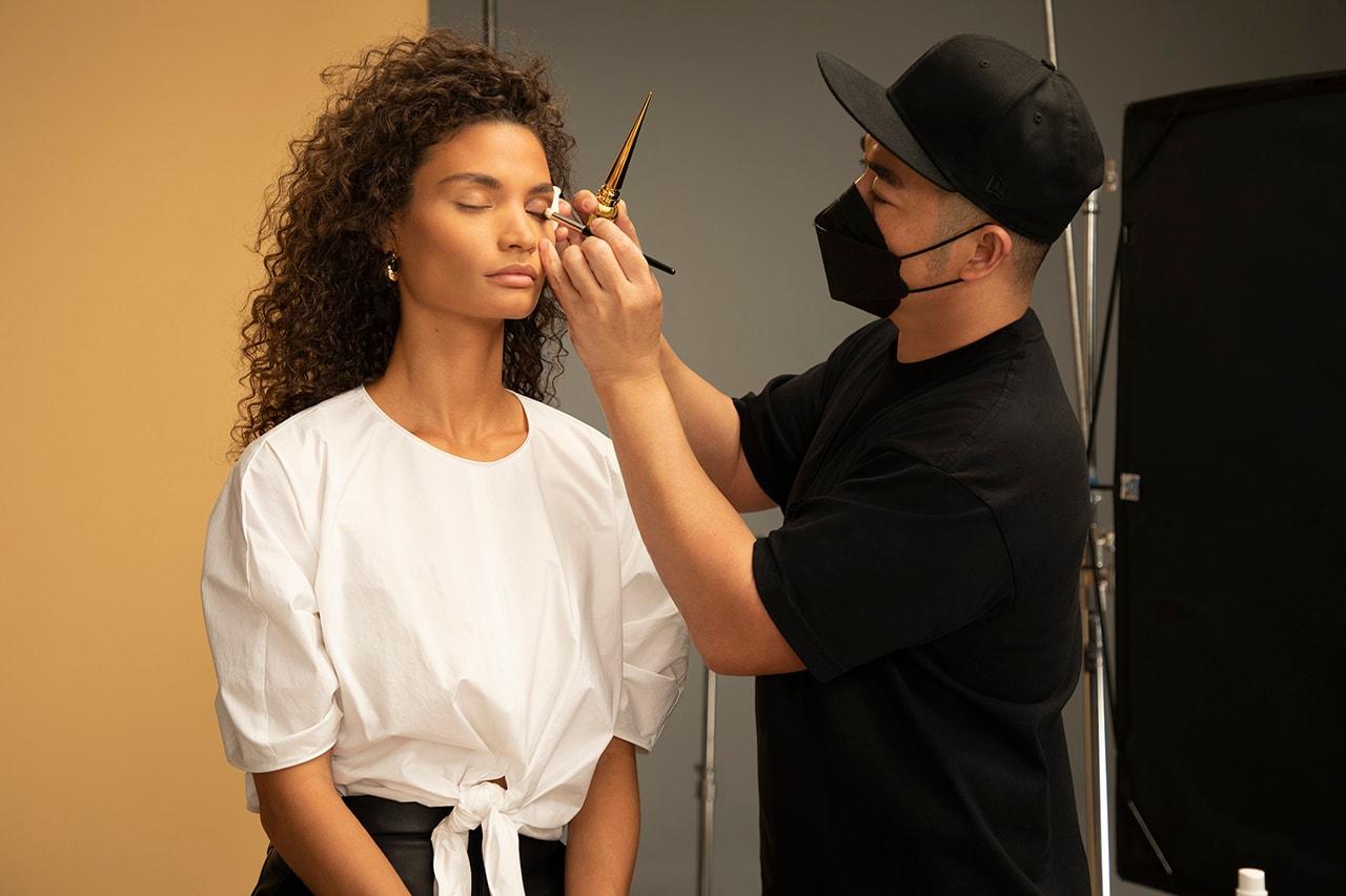 Hung Vanngo Celebrity Makeup Artist Christian Louboutin Beauty Loubilooks