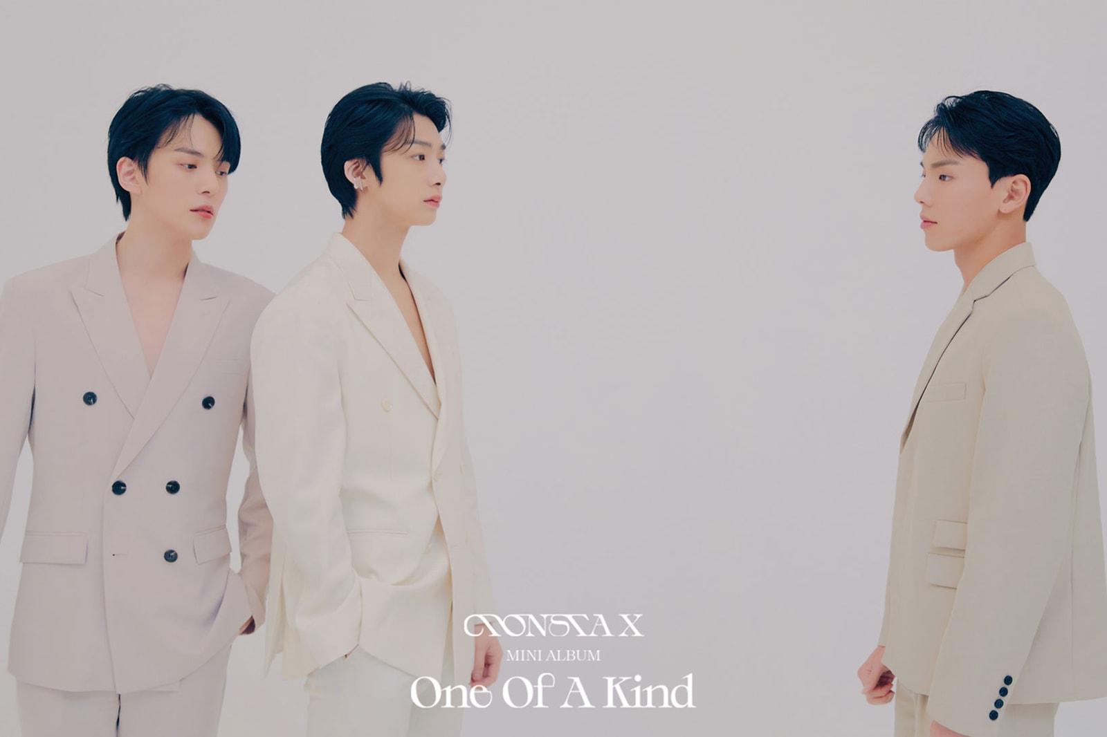 monsta x one of a kind album gambler addicted music video release k-pop interview hyungwon im joohoney kihyun minhyuk shownu