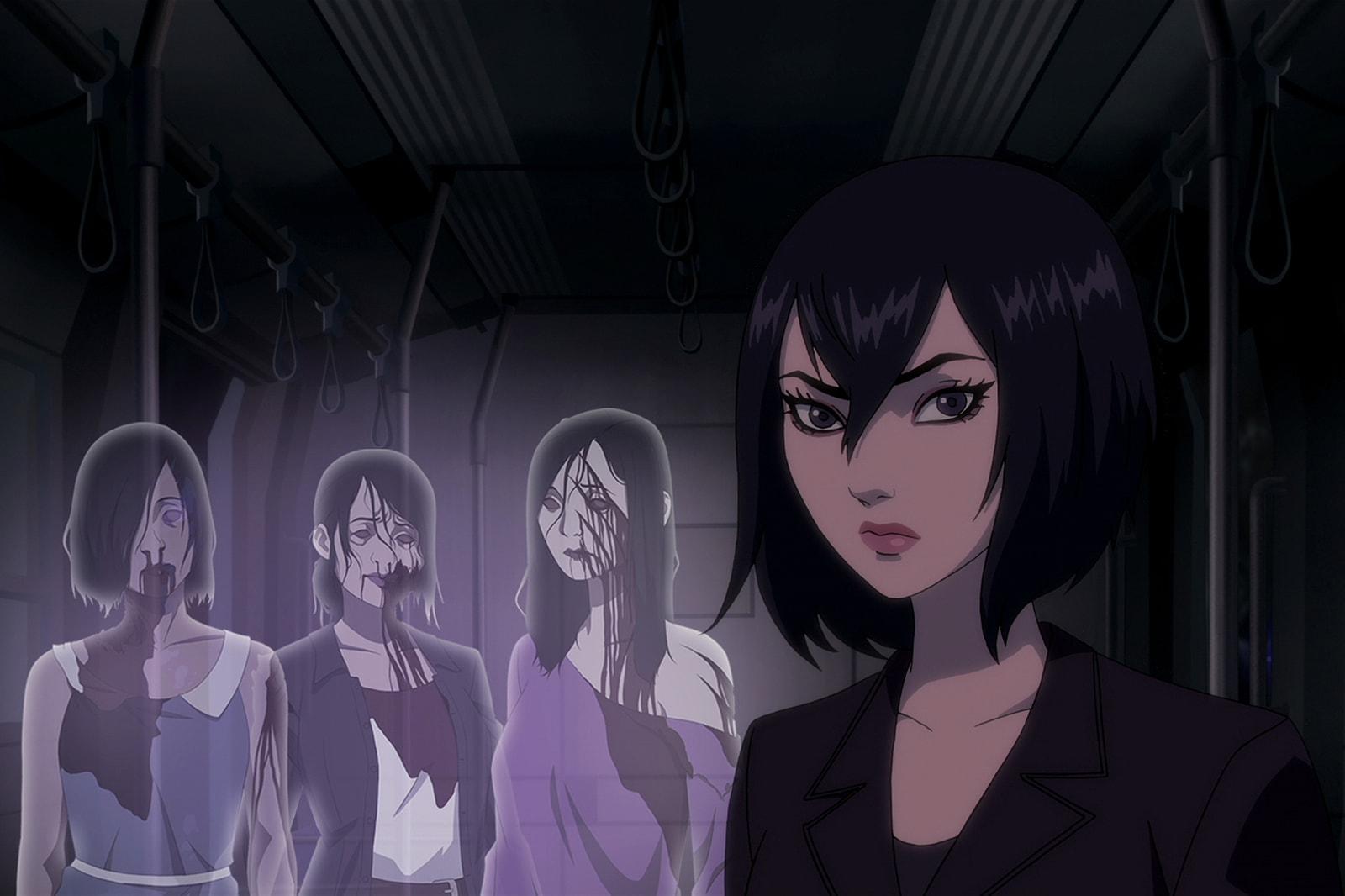 Trese Netflix Filipino Anime Comic Shay Mitchell Liza Soberano TV Show Series Philippine Philippines Dark Fantasy Horror Crime Alexandra