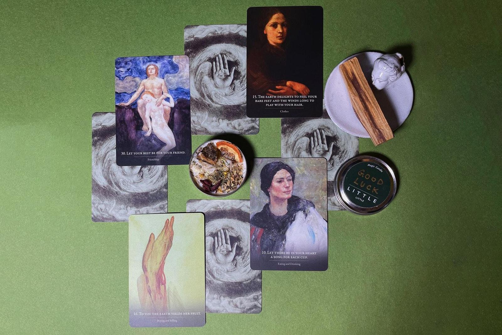 Tarot Cards Reading Healing Crystals Spirituality Numerology Reader Fortune Telling Little Little Hong Kong Audrey Tsang
