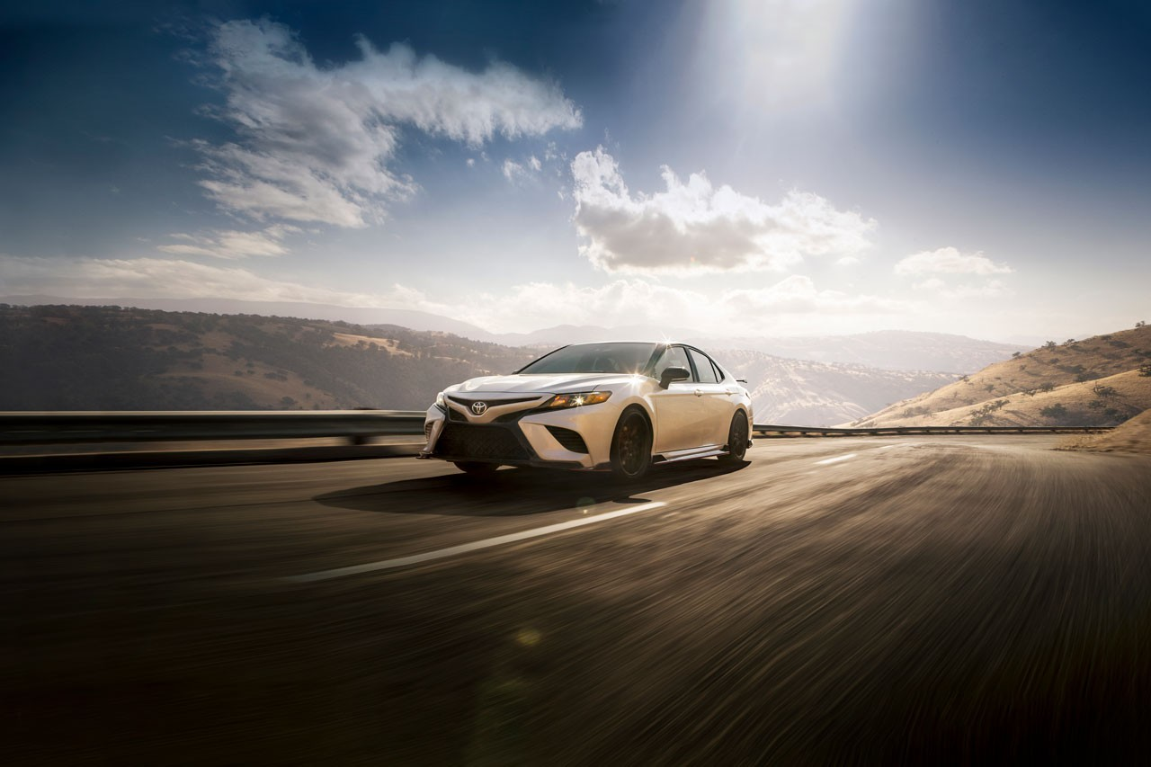 ultimate joy ride toyota new vehicle class experience