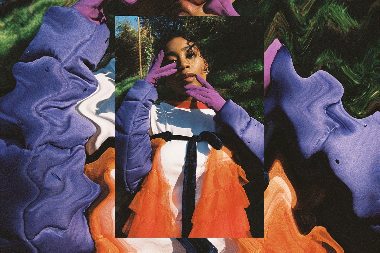 UMI R&B Soul Japanese African American Artist Introspect Reimagined EP Artist Singer Musician