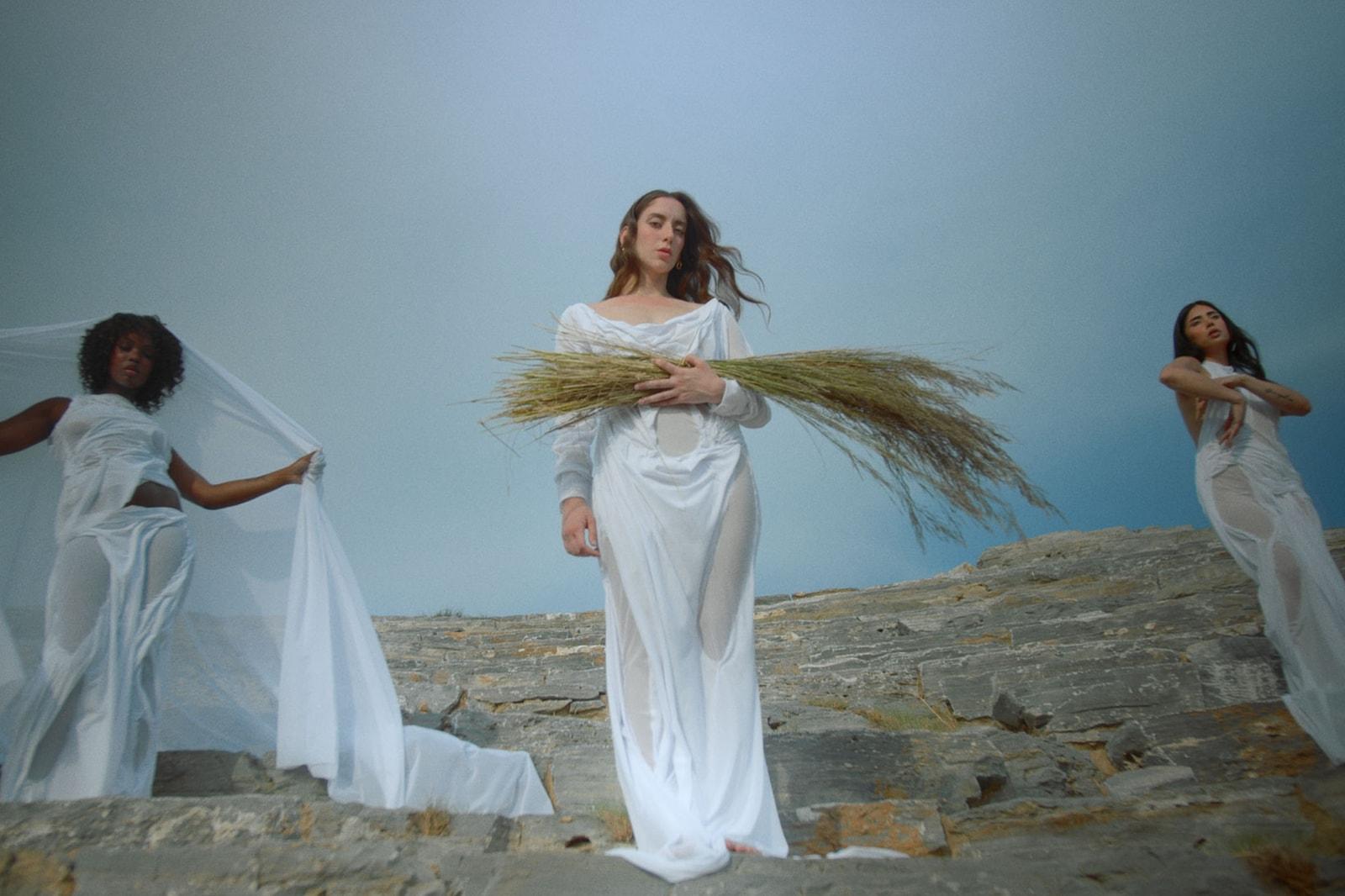 best fashion forward unique bridal wear designers wedding dresses gowns molly goddard cecilie bahnsen wed