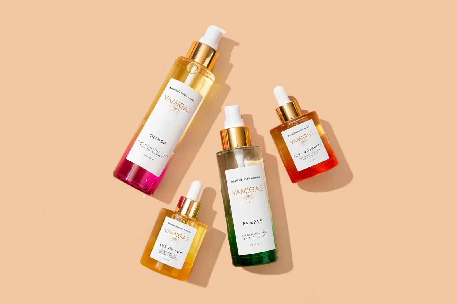 Vamigas Beauty Skincare Brand Founders