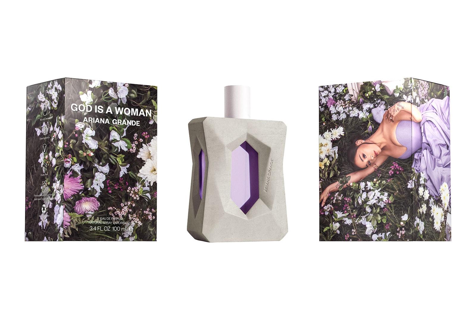 ariana grande god is a woman perfume fragrance beauty line ulta release info