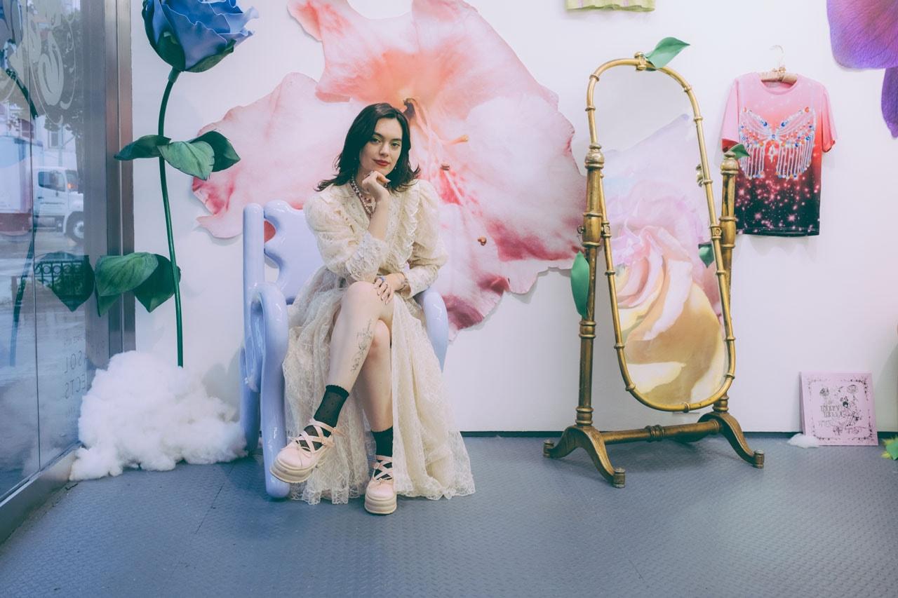 isabella lalonde beepy bella new york city pop up day dreams shoppable