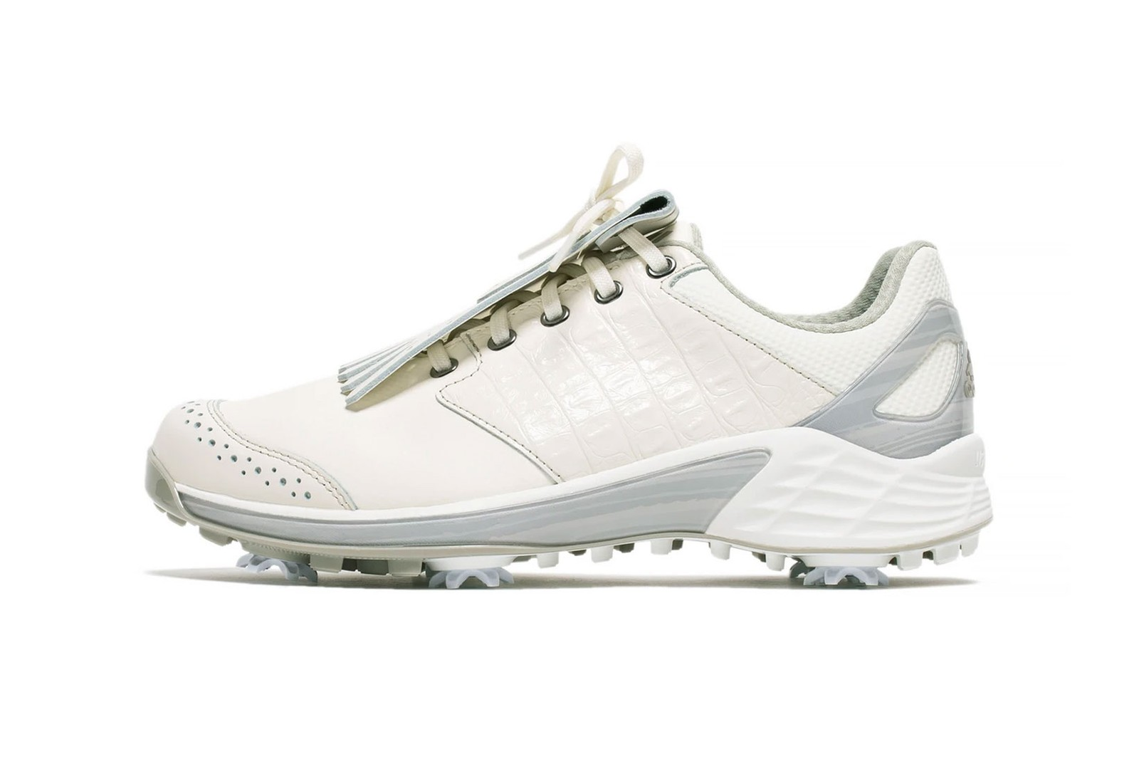adidas extra butter golf shoes women spike white collaboration sneakers