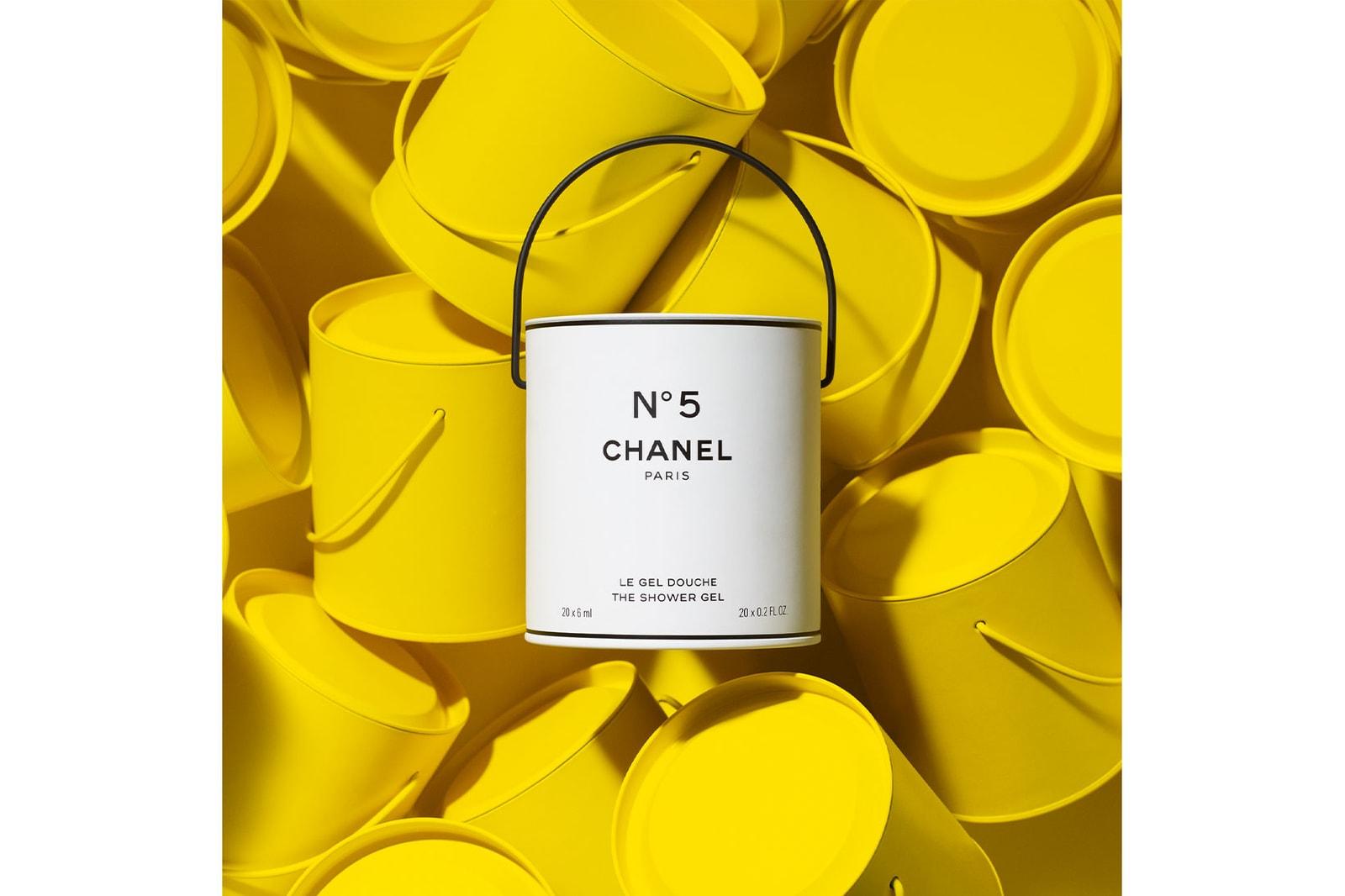chanel Factory No.5 Pop-Up Perfume Fragrance Hong Kong
