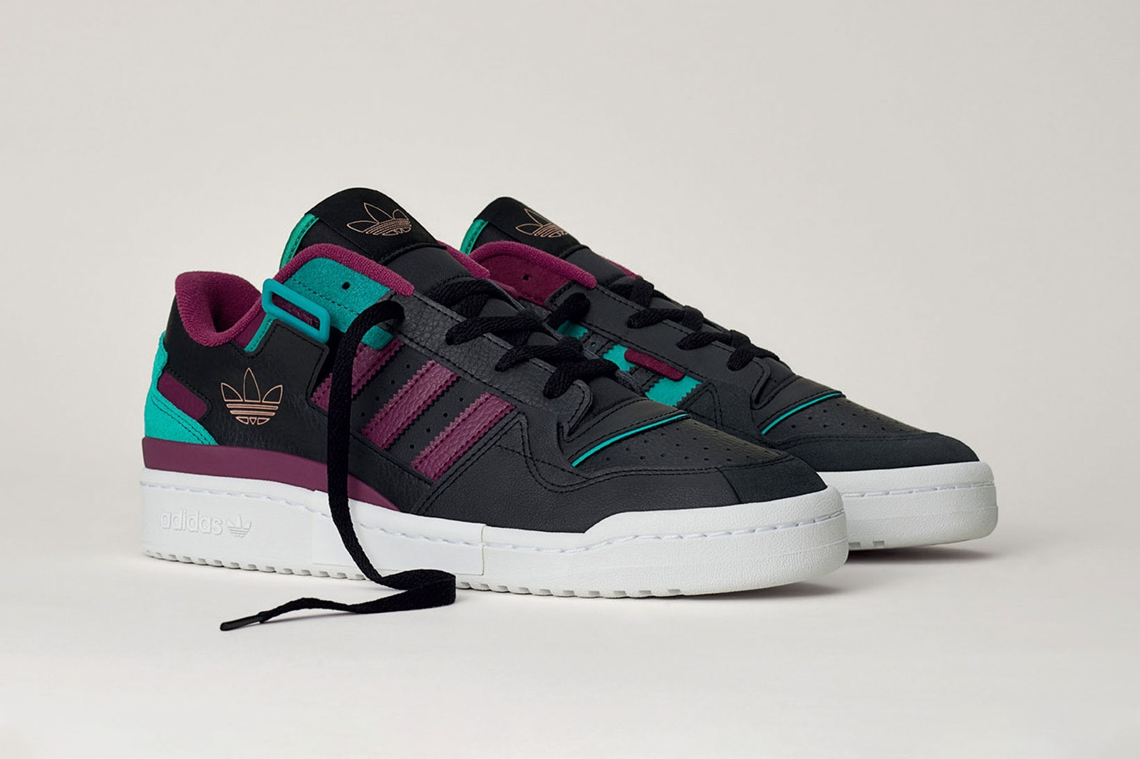 adidas originals forum 84 high exhibit mid low niki fall winter sneakers campaign release info