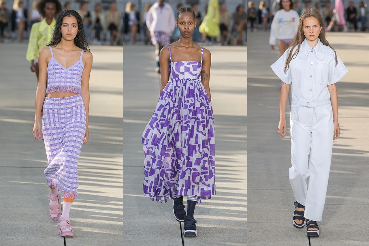 Copenhagen Fashion Week Spring Summer 2022 SS22 Top Shows Best Collections Stine Goya Helmstedt Saks Potts A. Roege Hove