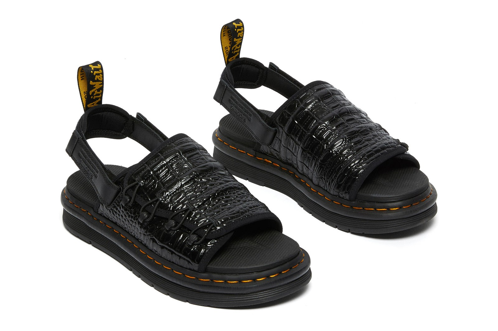 Dr. Martens Suicoke MURA Sandals Slip-On Collaboration Release Date Info