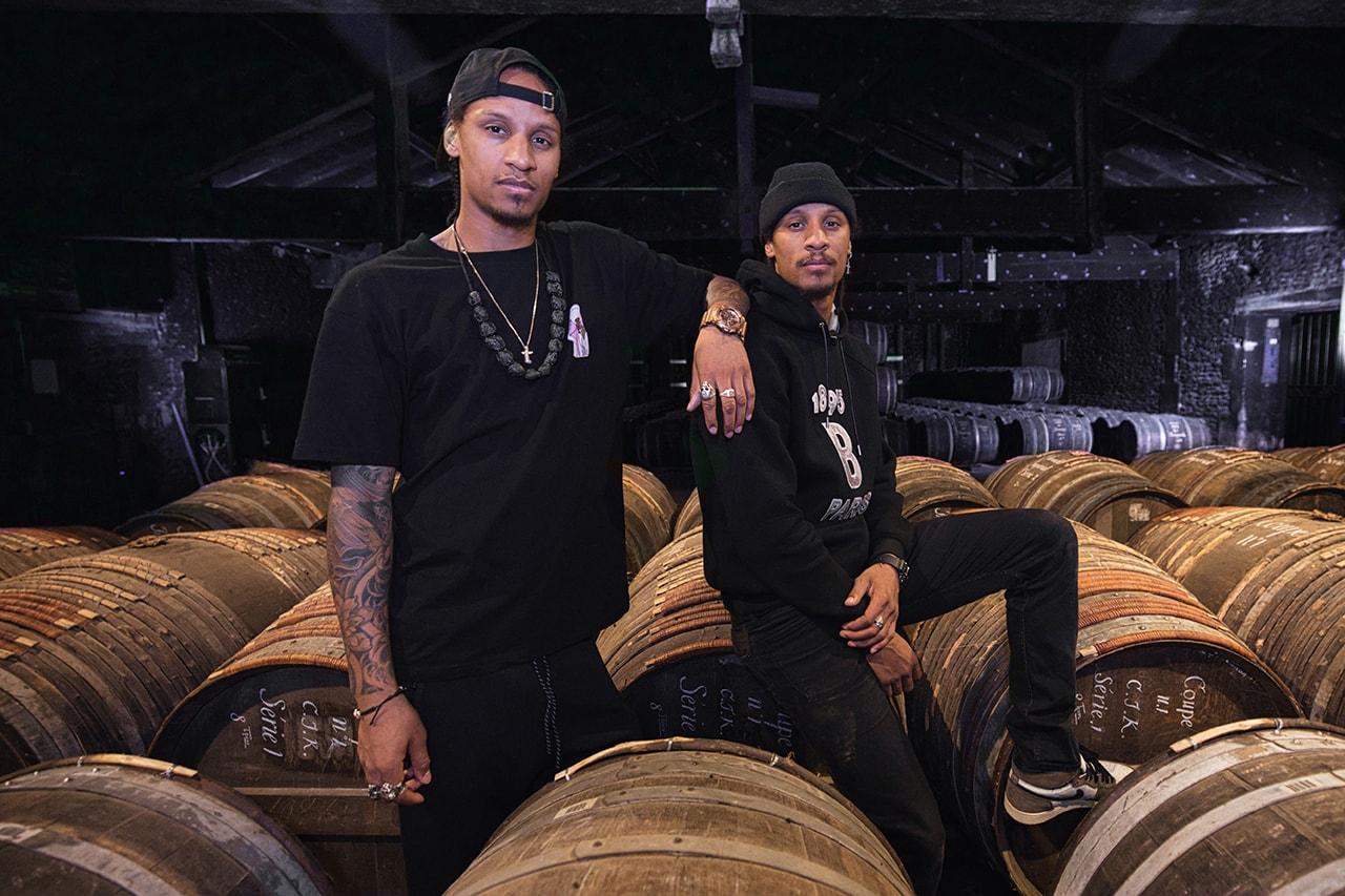 hennessey les twins music dance beyonce street artist alcohol cognac