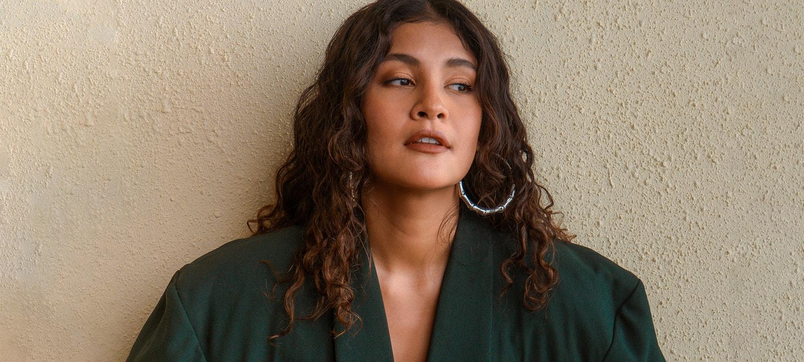 Kiana V valenciano dazed ep filipino pop rnb artist music singer artist musician