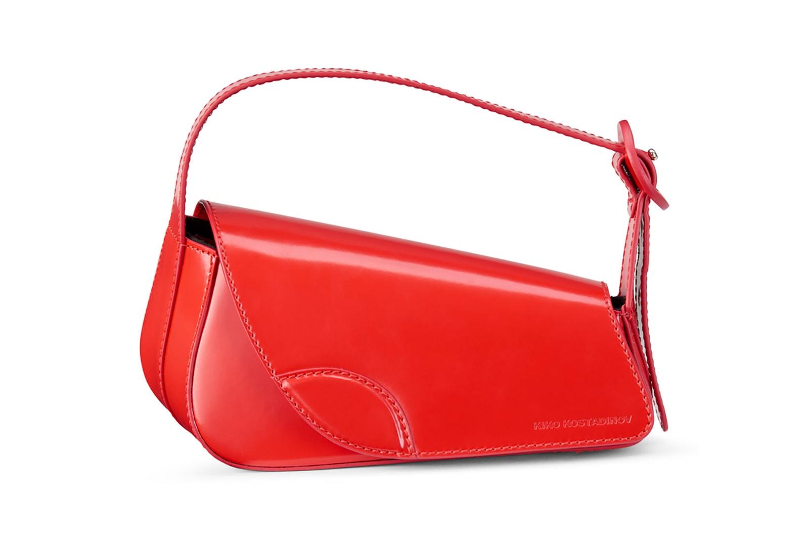 Kiko Kostadinov Trivia Baguette Bag Accessory Bella Hadid