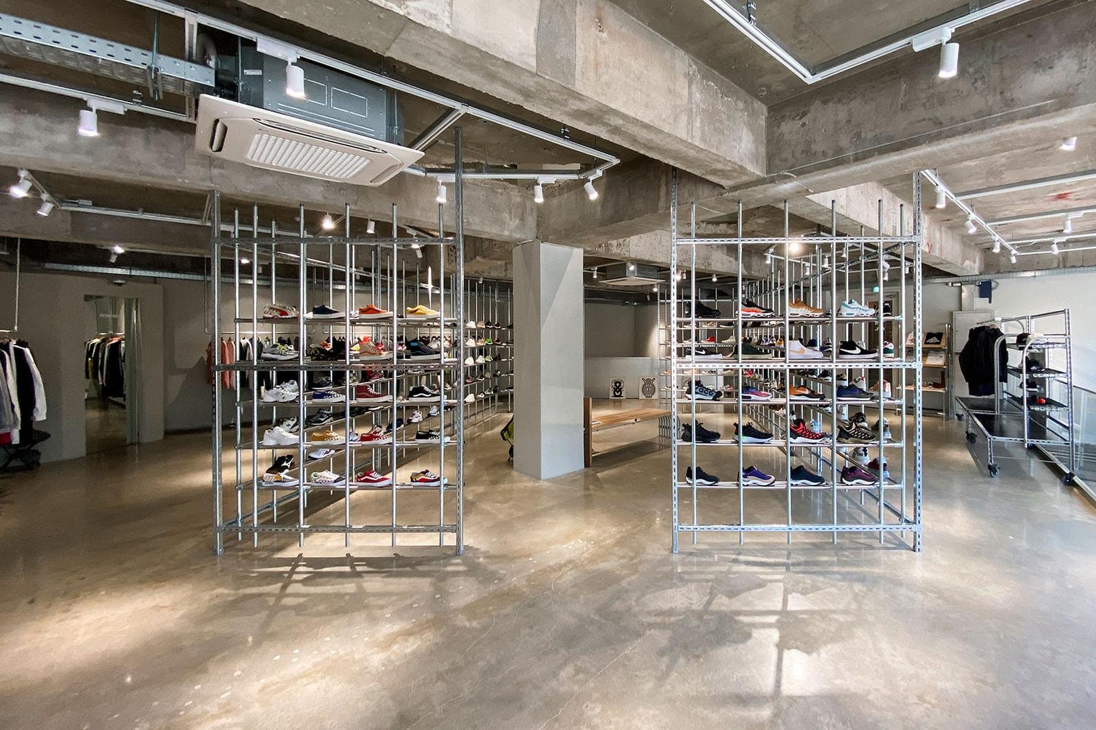 best women's sneakers women streetwear stores hyped footwear shoes seoul south korea kream