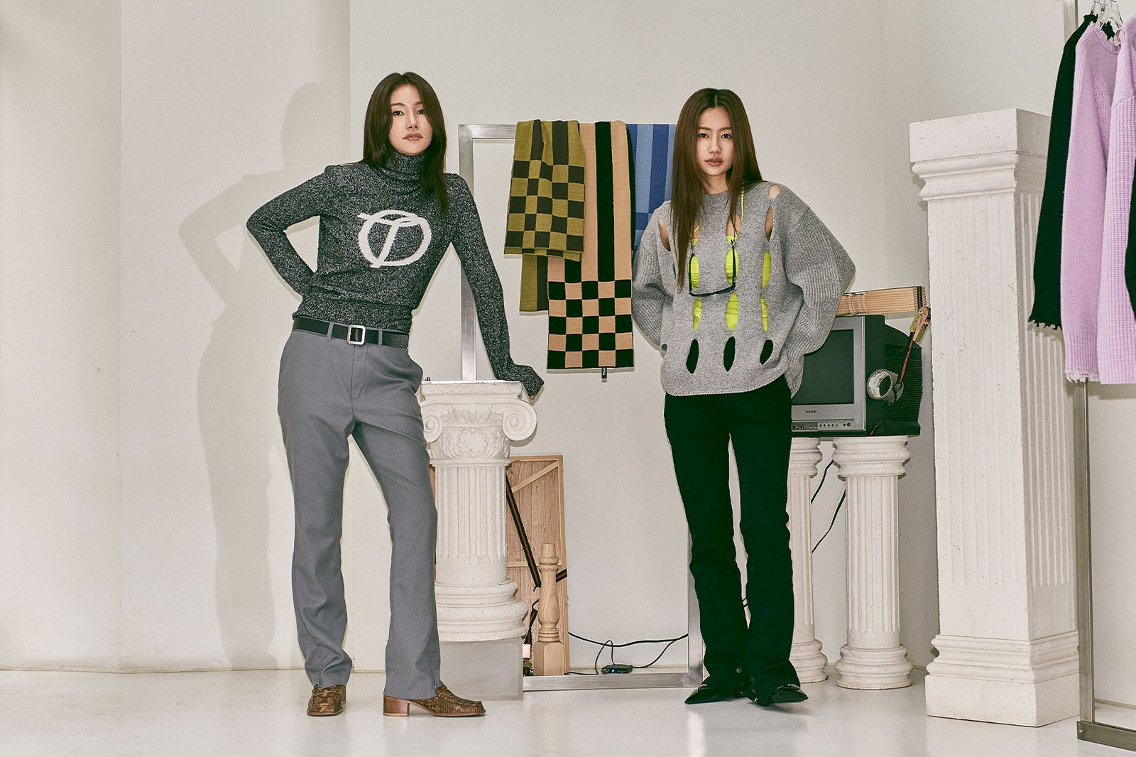 TheOpen Product Seoul Korean Fashion Brand Founders Boyoung Jiyoung Kim Summer HBXWM Launch Interview