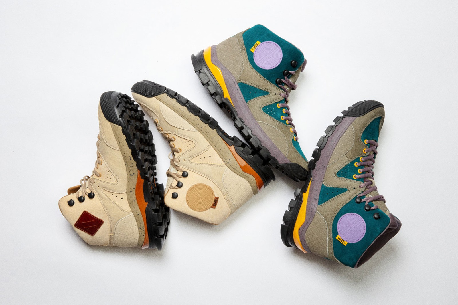 Vault by Vans AMZN TRL V3 LX Hiking Boots Shoes Taka Hayashi Release Date