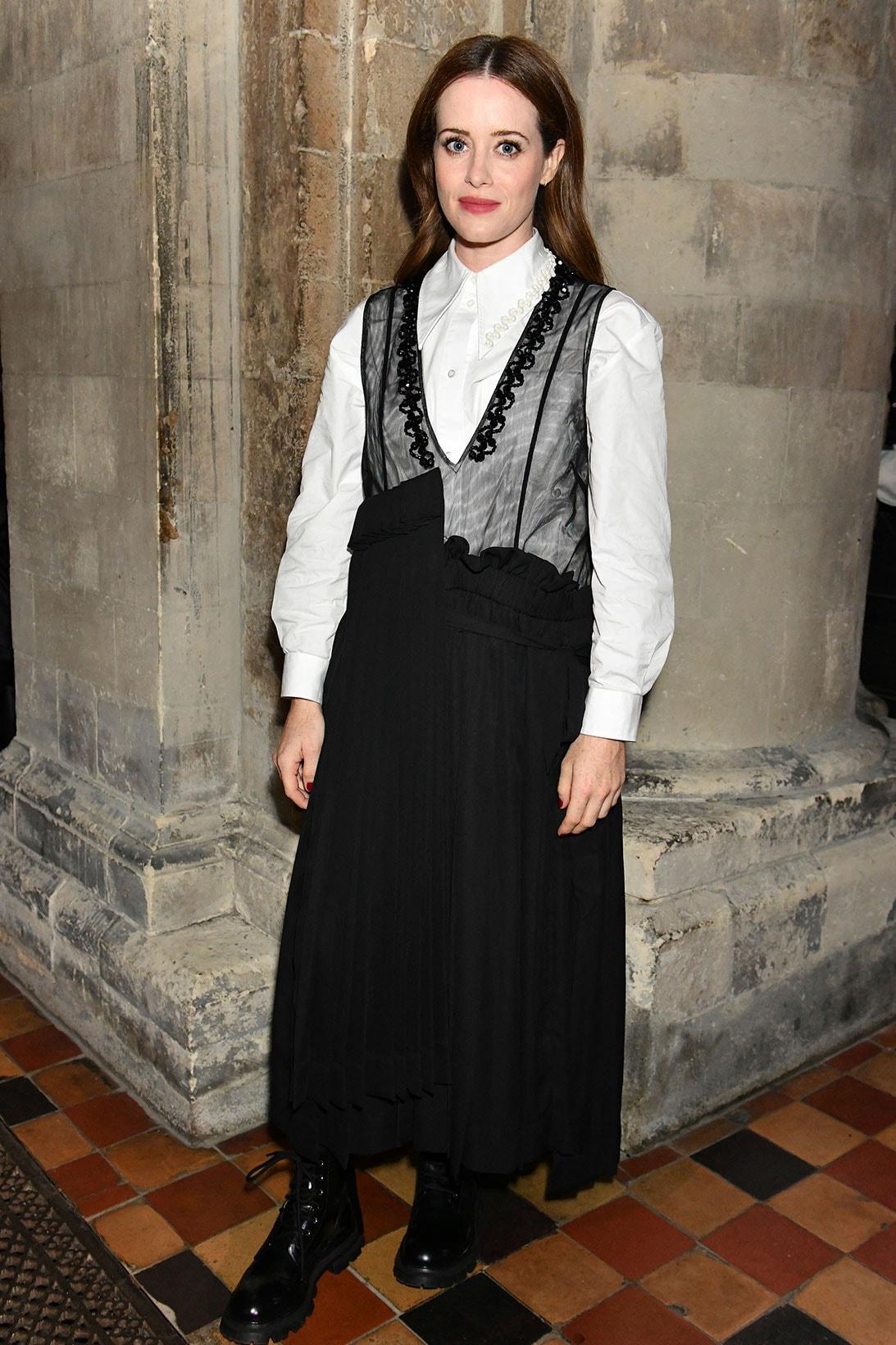 London Fashion Week Best Celebrity Style  SS22 Spring Summer 2022 Jorja Smith