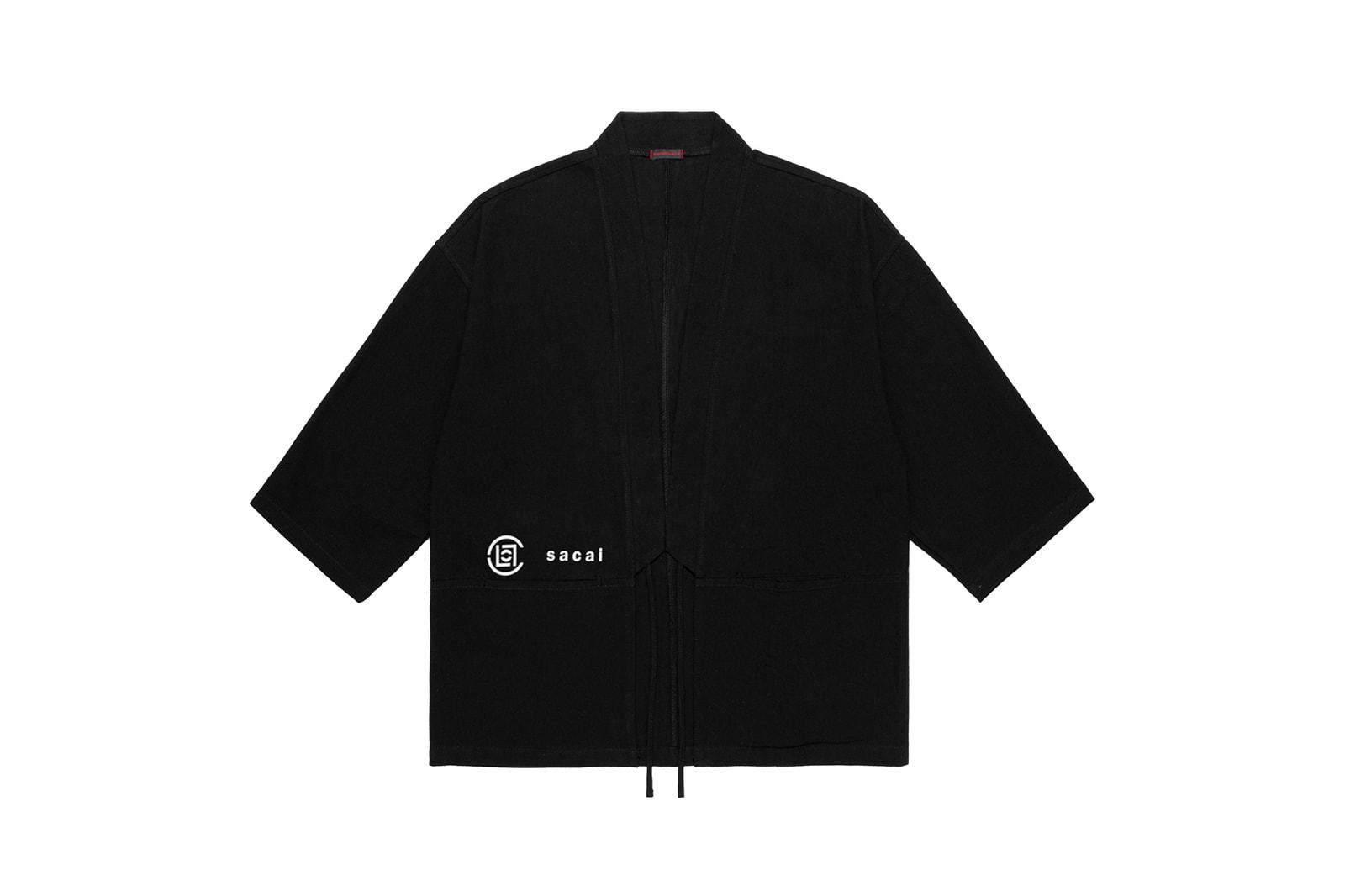 CLOT sacai CLOTsacaiTHEHOME Homeware Collaboration Pop Up Shop