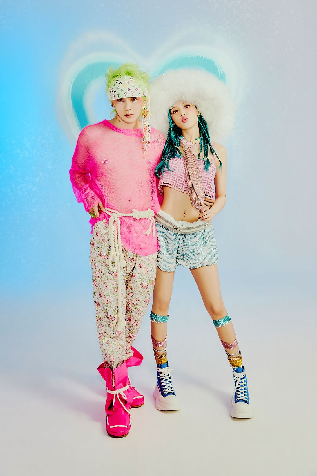 HyunA DAWN Duet Mini-Album Ping Pong XOXO Deep Dive I Know P NATION K-pop Music Video Interview
