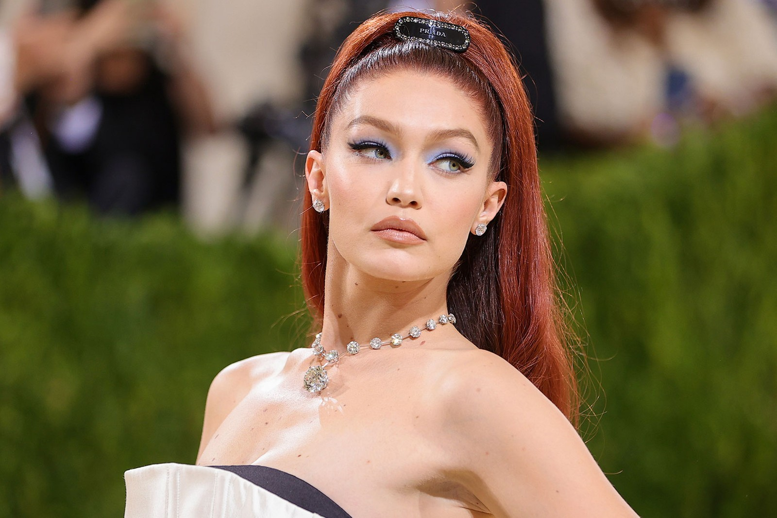 Met Gala Best Beauty Red Carpet Looks Hair Makeup Rihanna Megan Fox Billie Eilish
