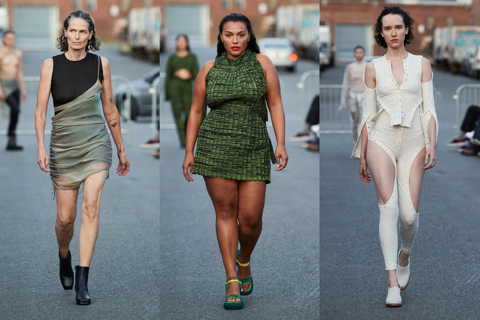 New York Fashion Week NYFW Spring Summer 2022 Best Top Runway Shows Trends Peter Do LaQuan Smith Thom Browne