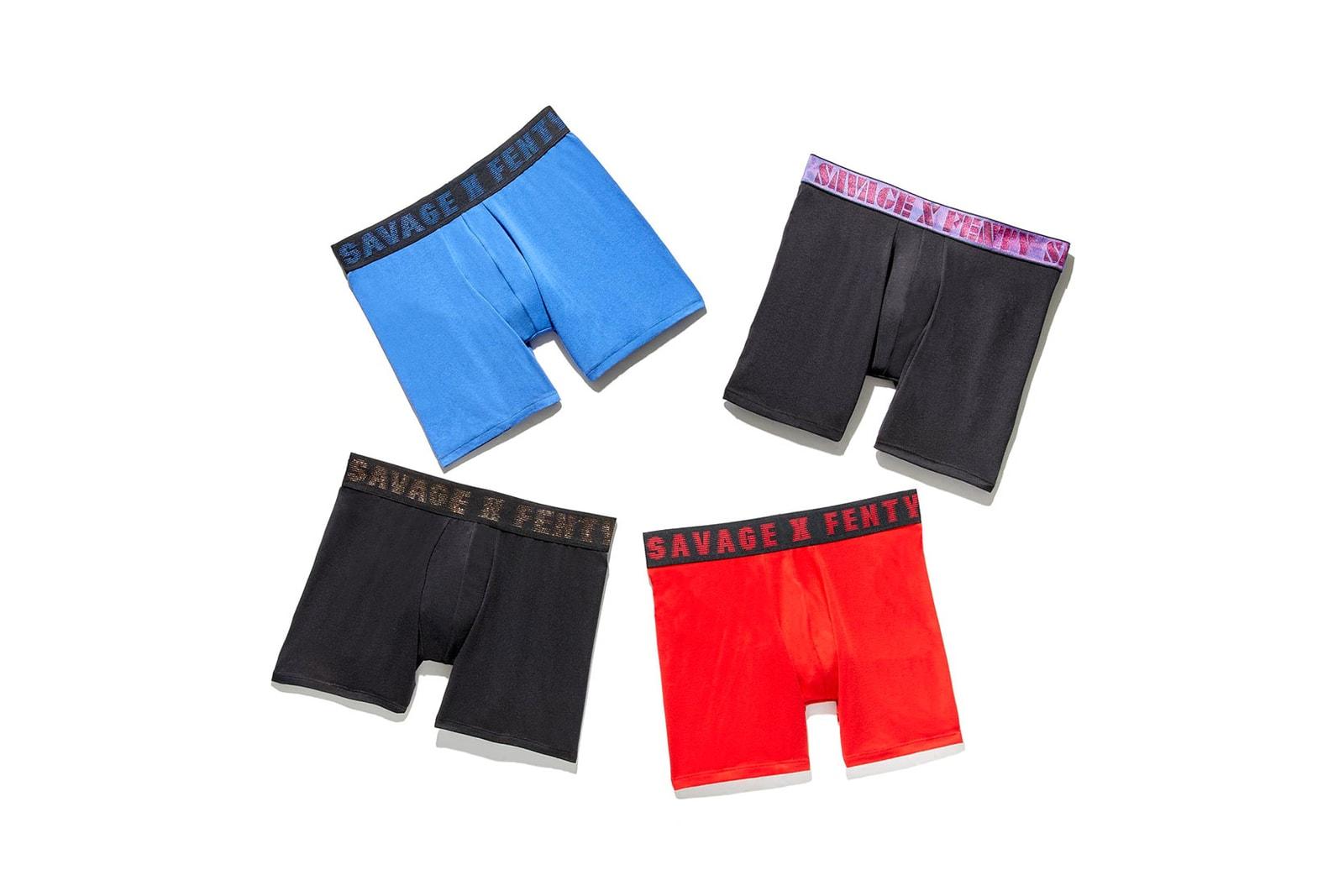 Rihanna Savage X Fenty September Collection Lingerie Underwear Bras