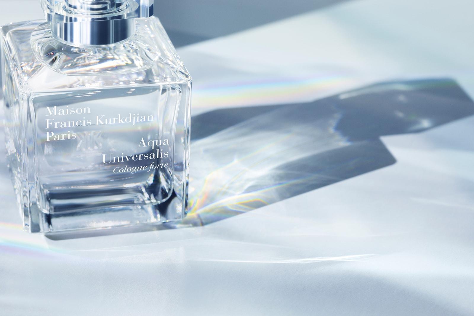 Maison Francis Kurkdjian Perfumer Parfum Christian Dior Creation Director Fragrances