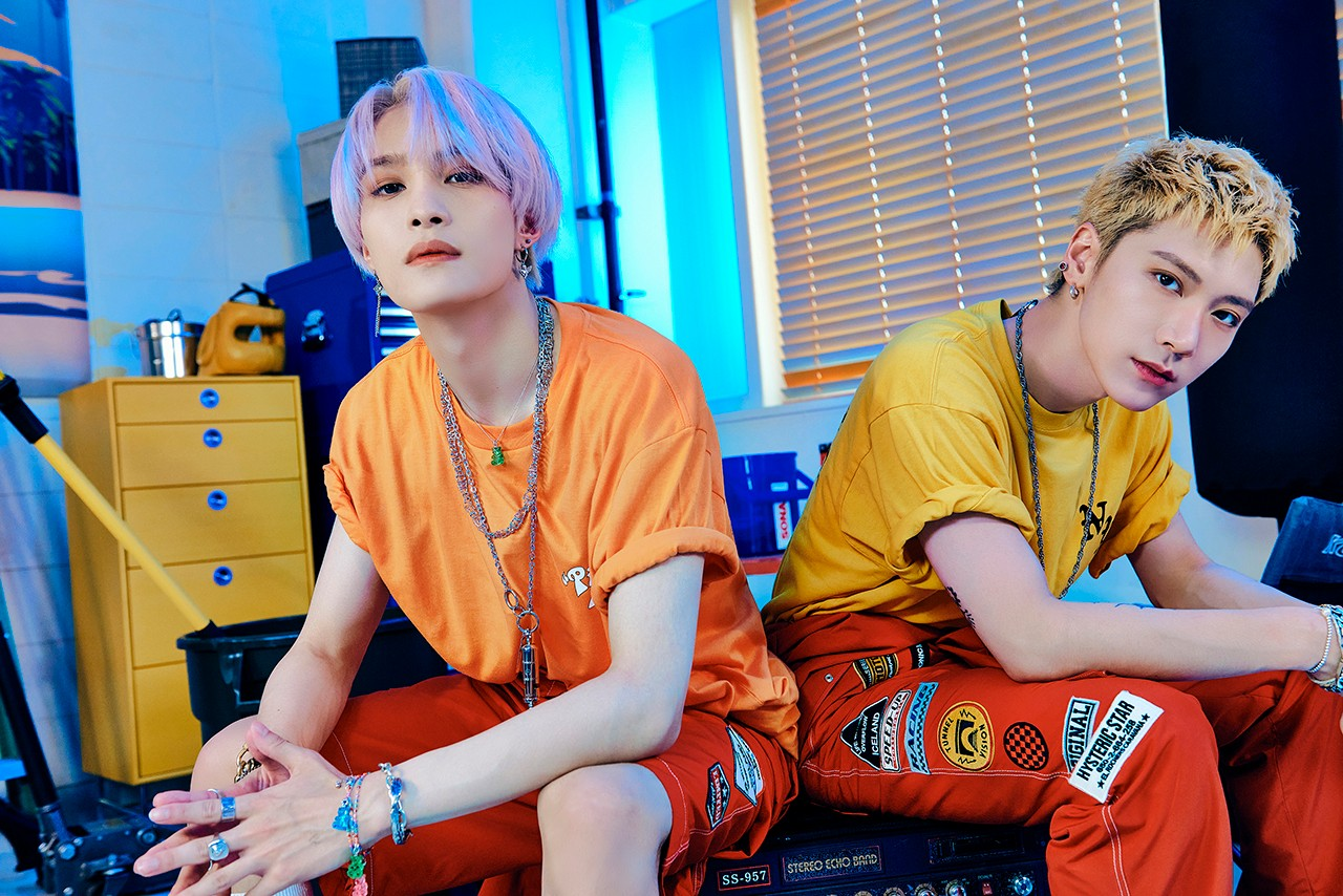 Ten YangYang WayV NCT Members K-Pop Singers Music Artists Low Low Single