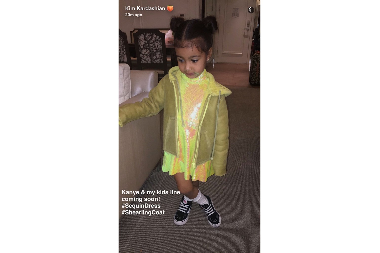 Kanye West YEEZY Season 5 NYFW