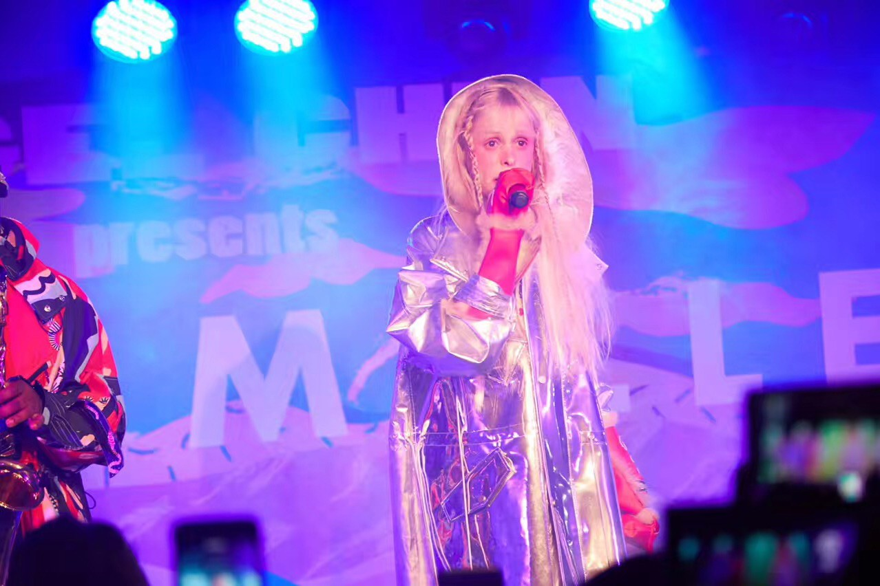 上海時裝周 LABELHOOD Live Concert 回顧之 ANGEL CHEN Presents Petite Meller