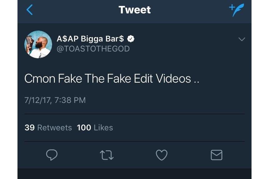 A$AP Bari Sexual Assault Video