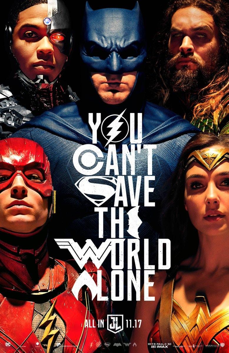 'Justice League' Comic-Con Trailer