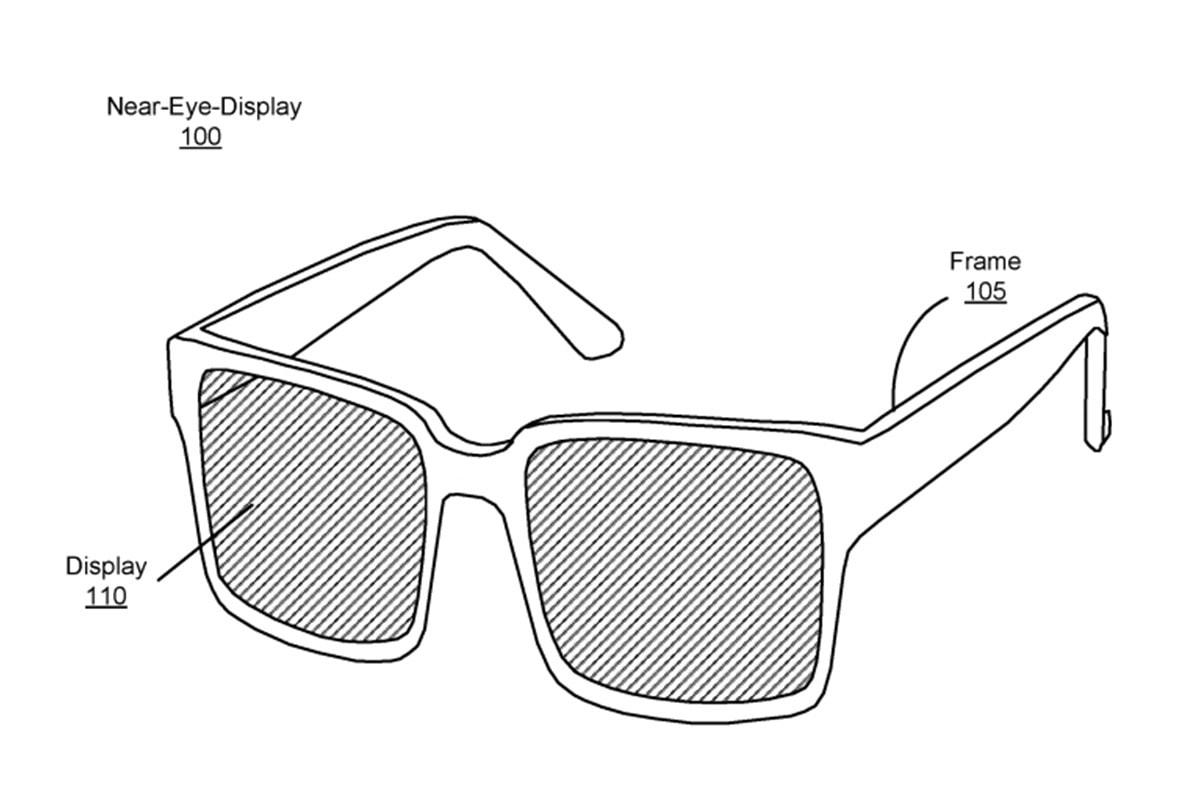 Facebook 提交 AR 眼鏡專利申請銜接現實與虛擬圍度