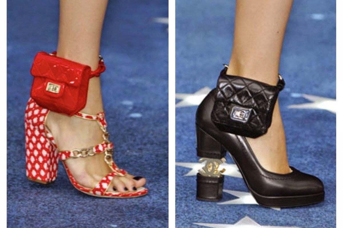 老佛爺 Karl Lagerfeld:最被低估的「球鞋設計師」